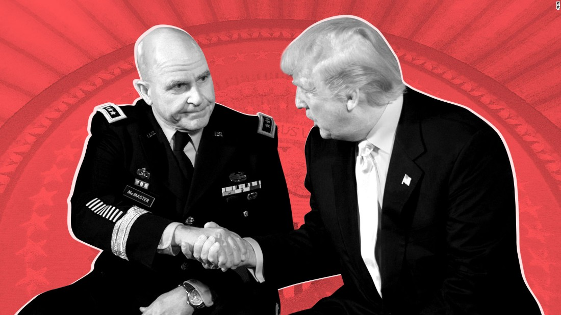 Bergen: Trump makes a brilliant choice with McMaster