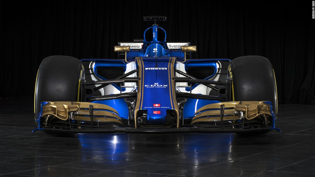 First look at F1's new 'aggressive' design