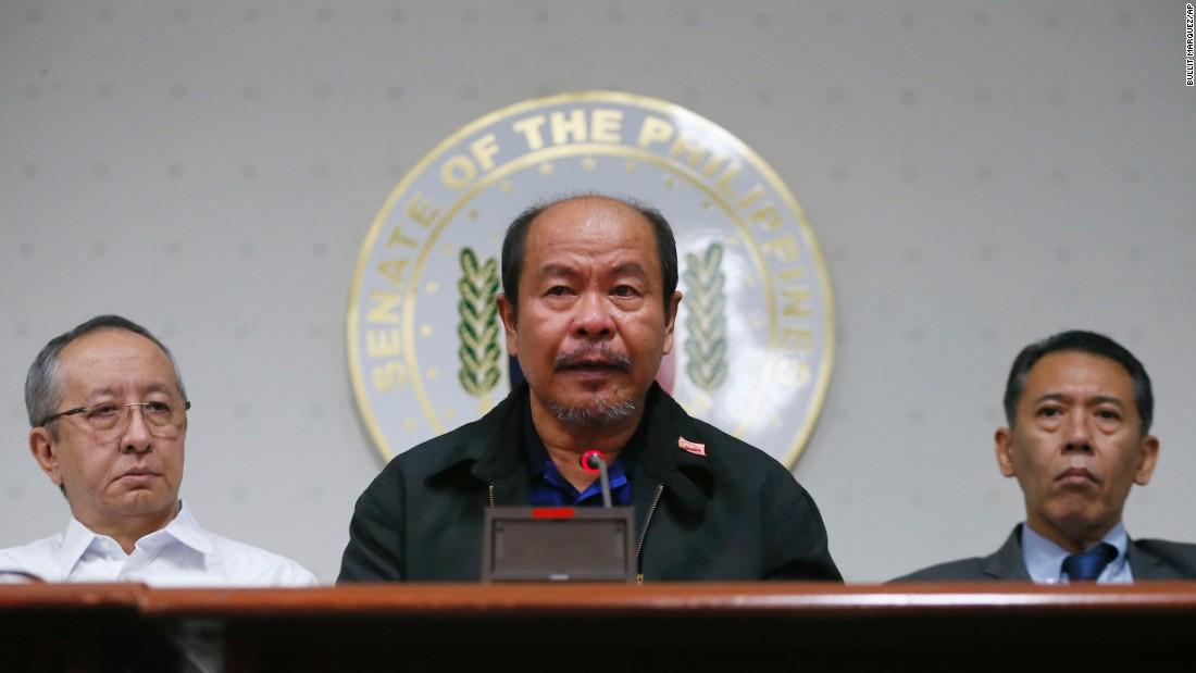 Ex-Davao Death Squad leader: Duterte ordered bombings