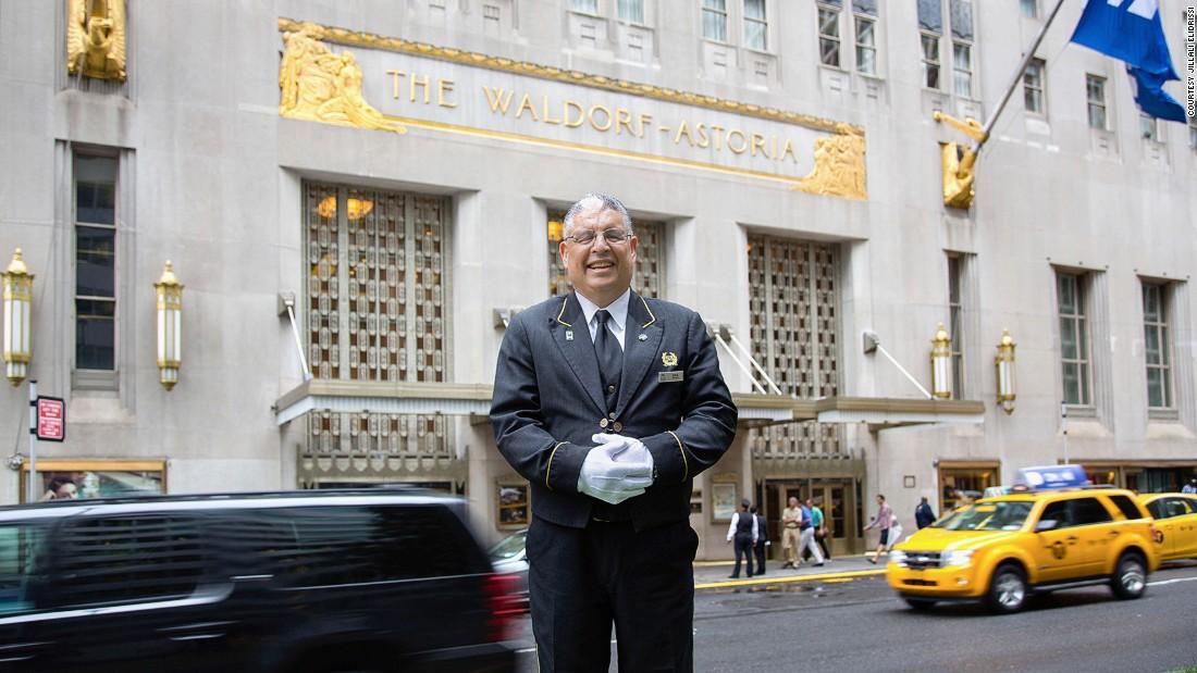 New York's Waldorf Astoria closes for major refurbishment