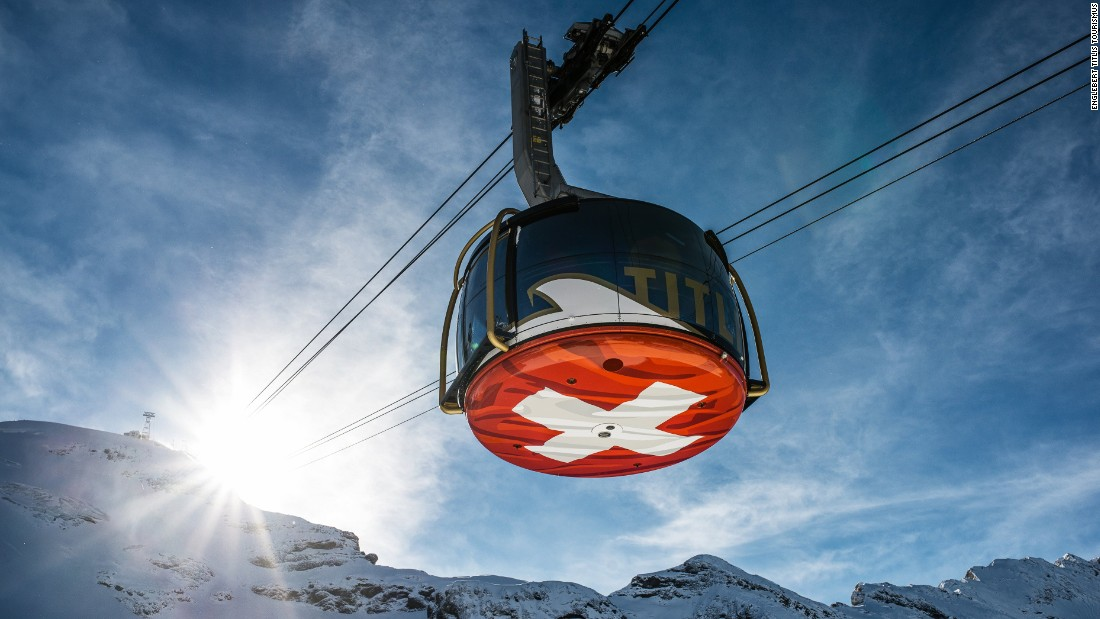 10 of the world's most extreme ski lifts