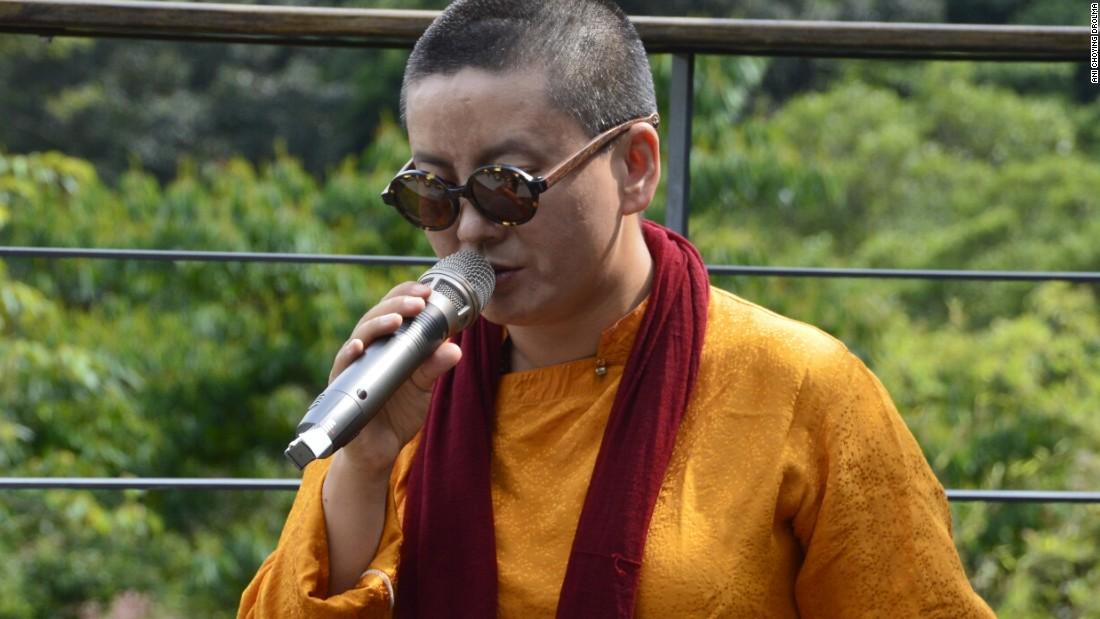 Ani Choying Drolma: Nepal's rock star nun