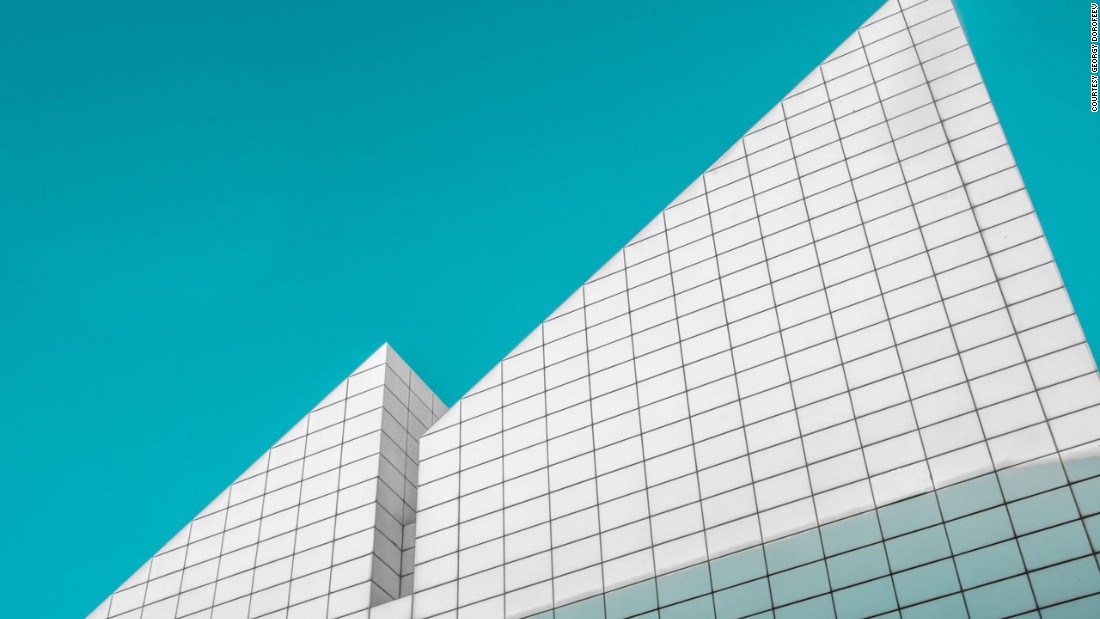 Photos capture beauty of minimalism
