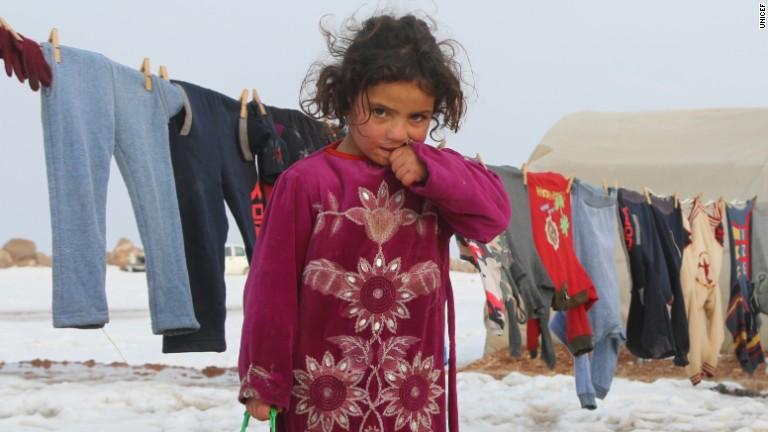 UN sends a message: children are #NotATarget