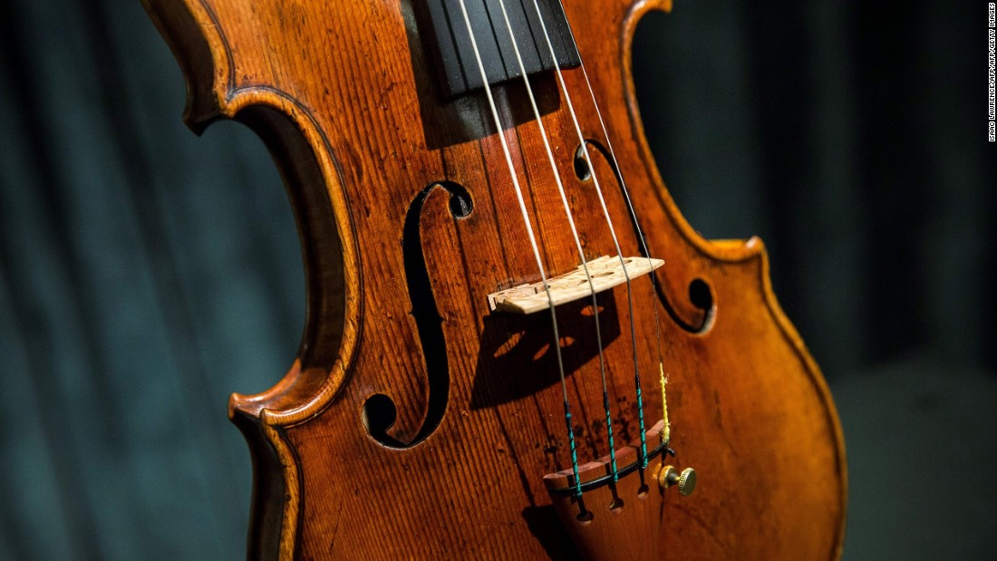 Why Stradivari violins smash auction records