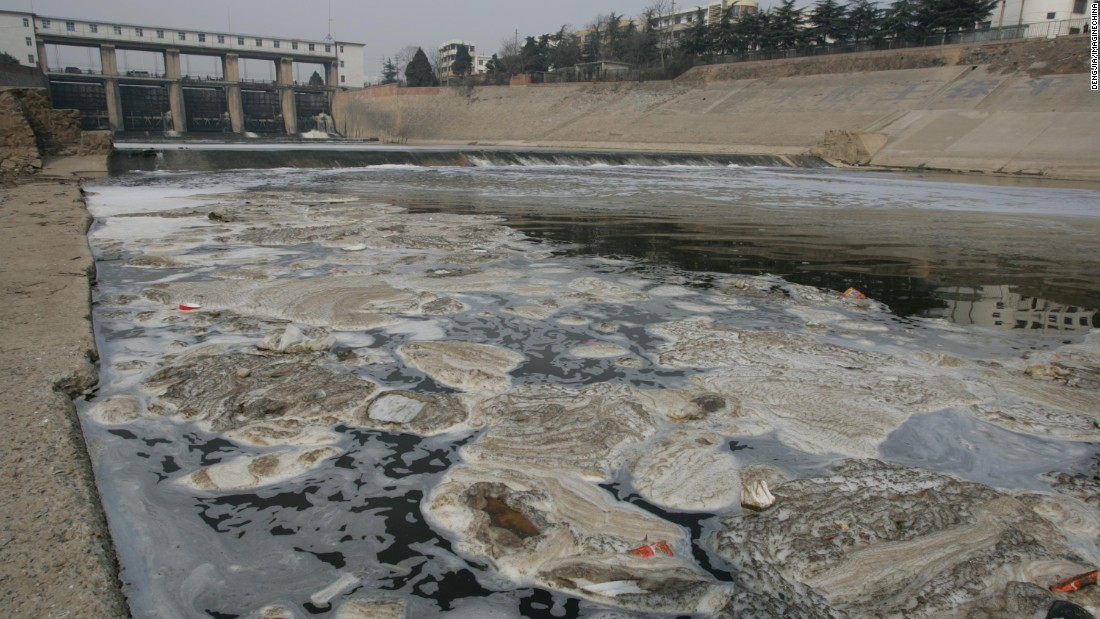 Can China fix its mammoth water crisis?