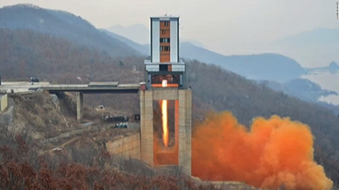 N. Korea conducts another missile engine test