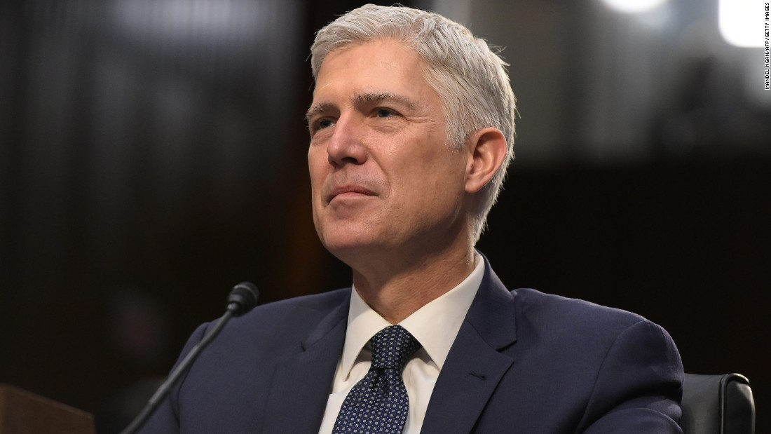 Why Dems are worried about Gorsuch