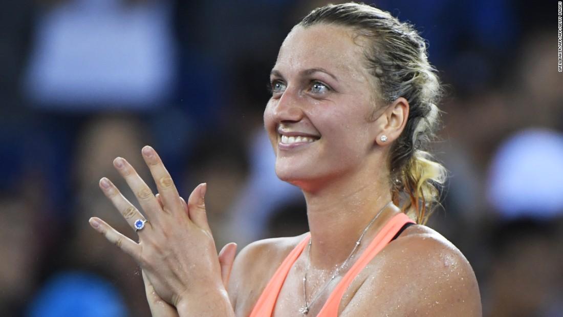 Petra Kvitova: 'Knife attack has changed my outlook on life'