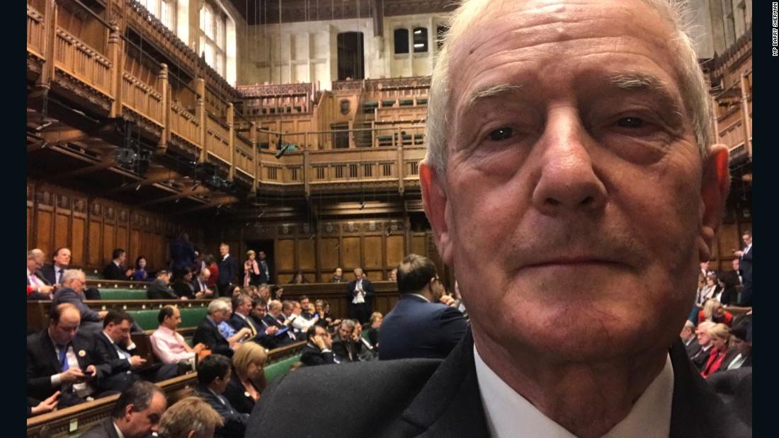 British politicians tweet through Parliament lockdown