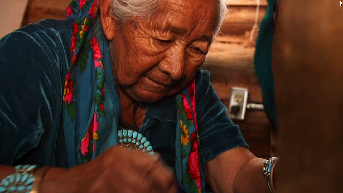 Bringing life-saving supplies to Navajo elders