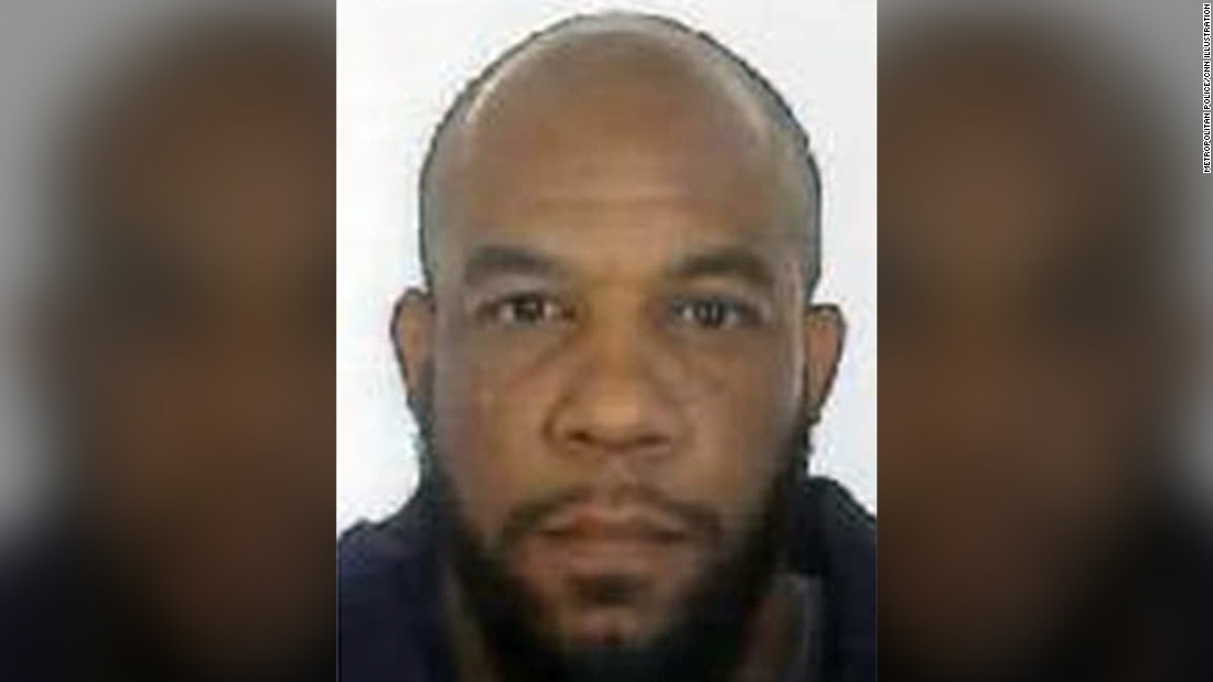 London attacker's wife speaks out