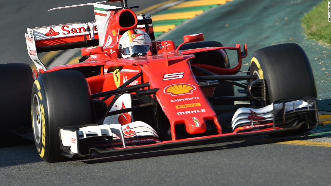 F1's sleeping giant 'back in business'