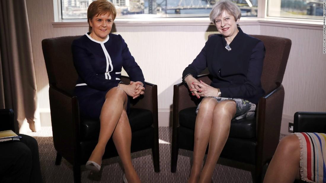 Brexit 'Legs' headline sparks backlash