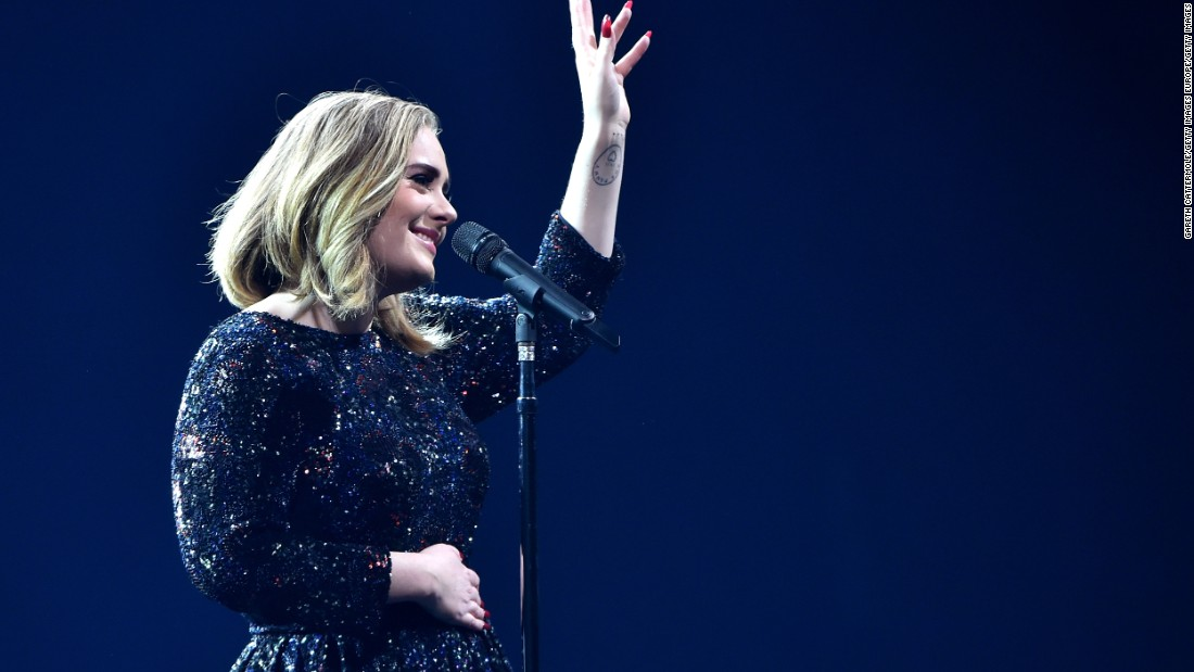 Adele tells fans that this tour may be her last