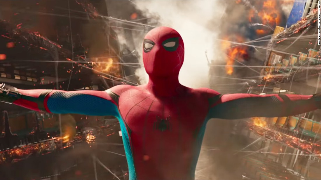 'Spider Man' trailer webbed with spoilers