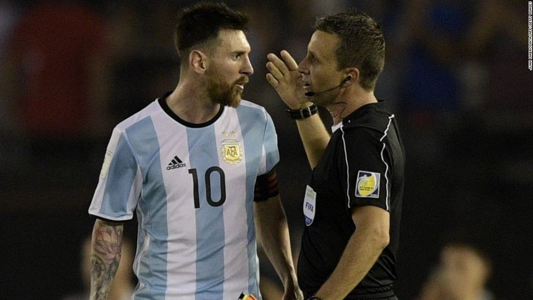 Messi: Argentina star banned for 4 matches