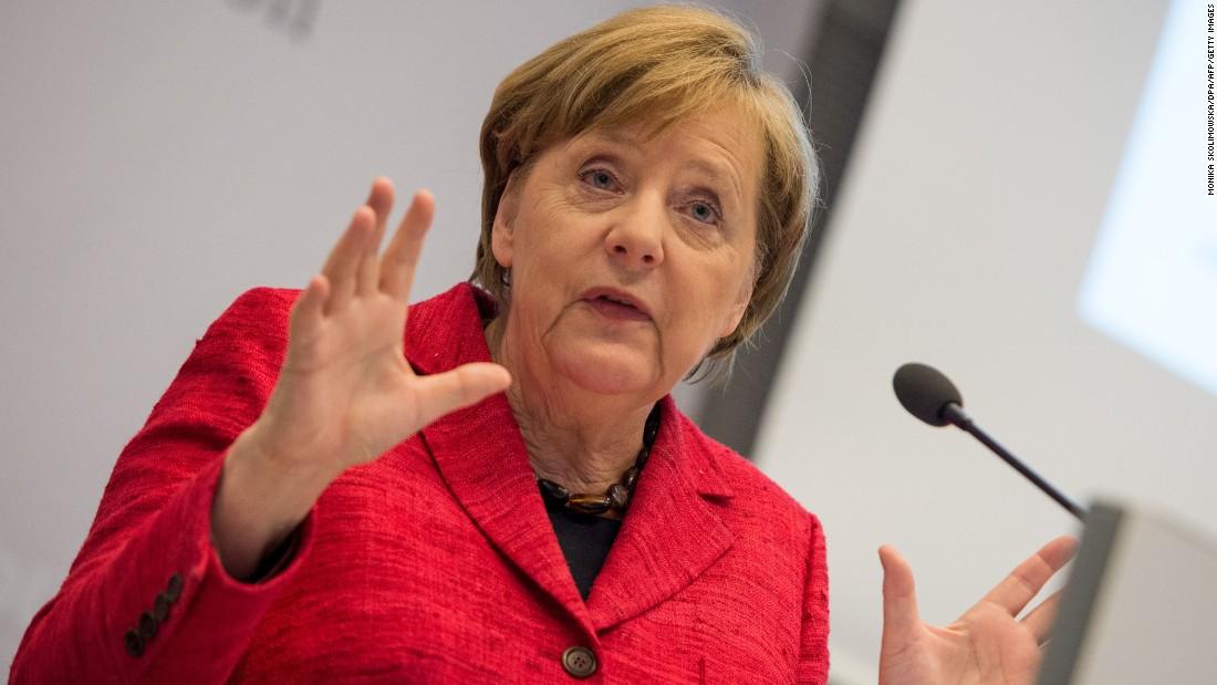 Merkel warns against 'illusions' over Brexit