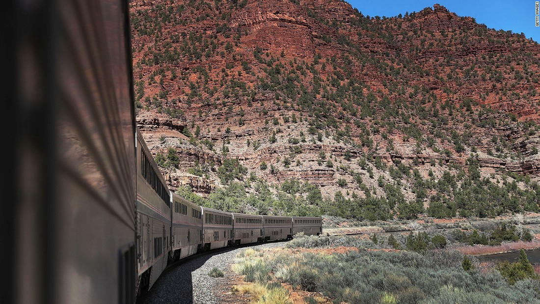 The end of the line for America's long-distance trains?