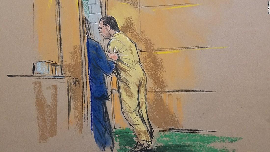 Drug cartel boss sentenced to life in prison