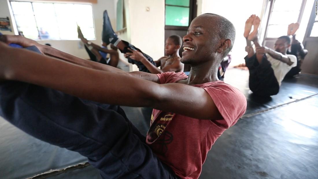 Dance as a force for change in Rwanda