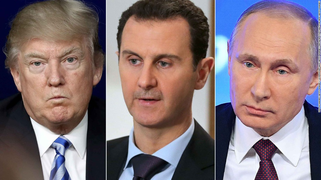 Opinion: US-Russia partnership on Syria is limited