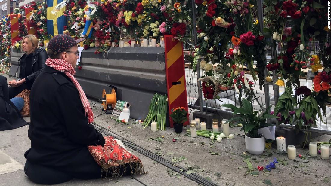Stockholm terror attack claims 5th victim