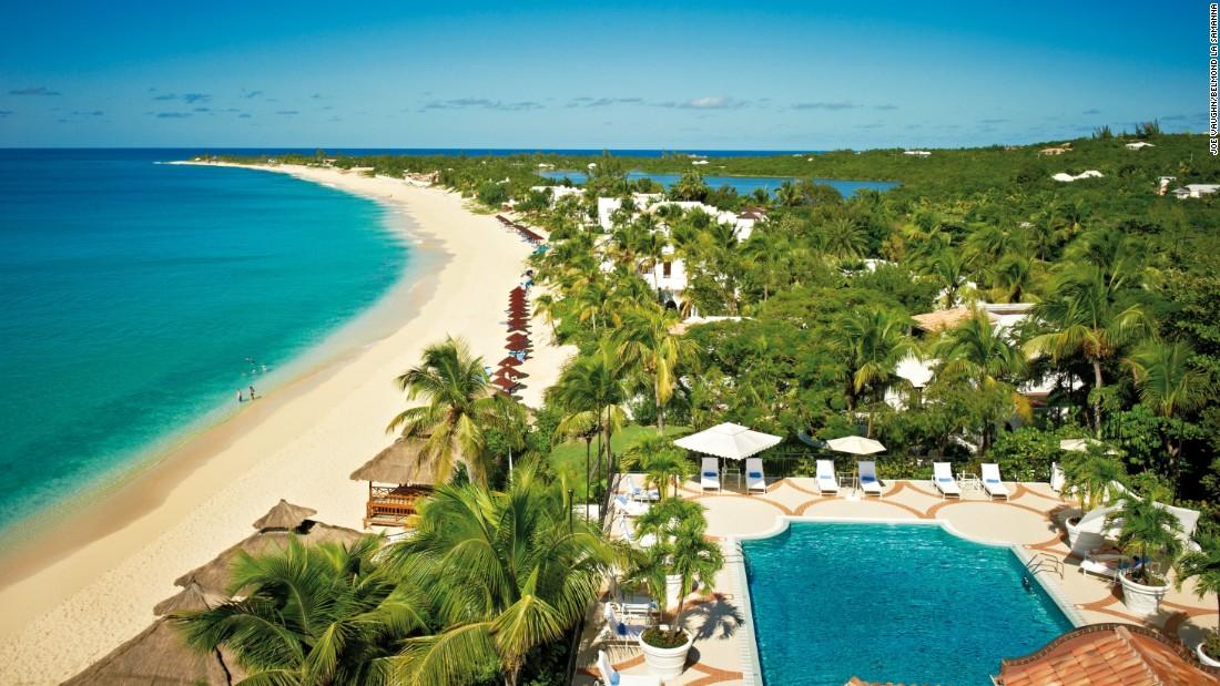 25 of the world's best honeymoon hotels
