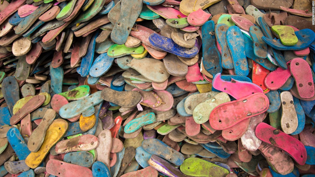 Why your flip flops are killing the oceans