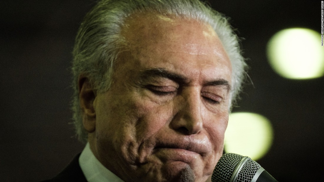 Brazil's president faces key ruling in electoral court