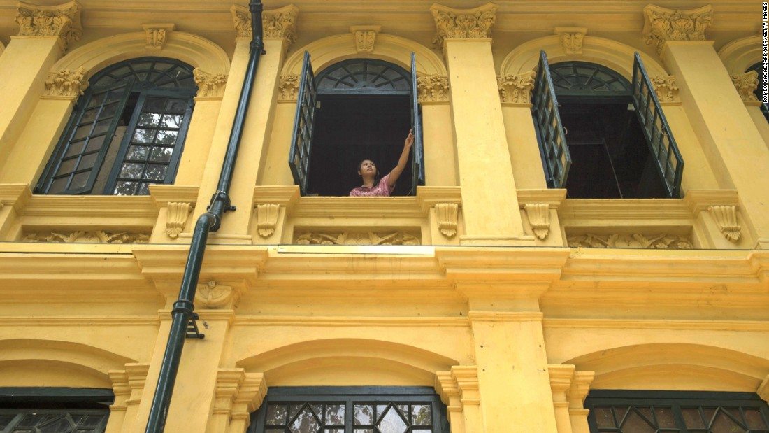 How Yangon's heritage hotels became guardians of its colonial architecture