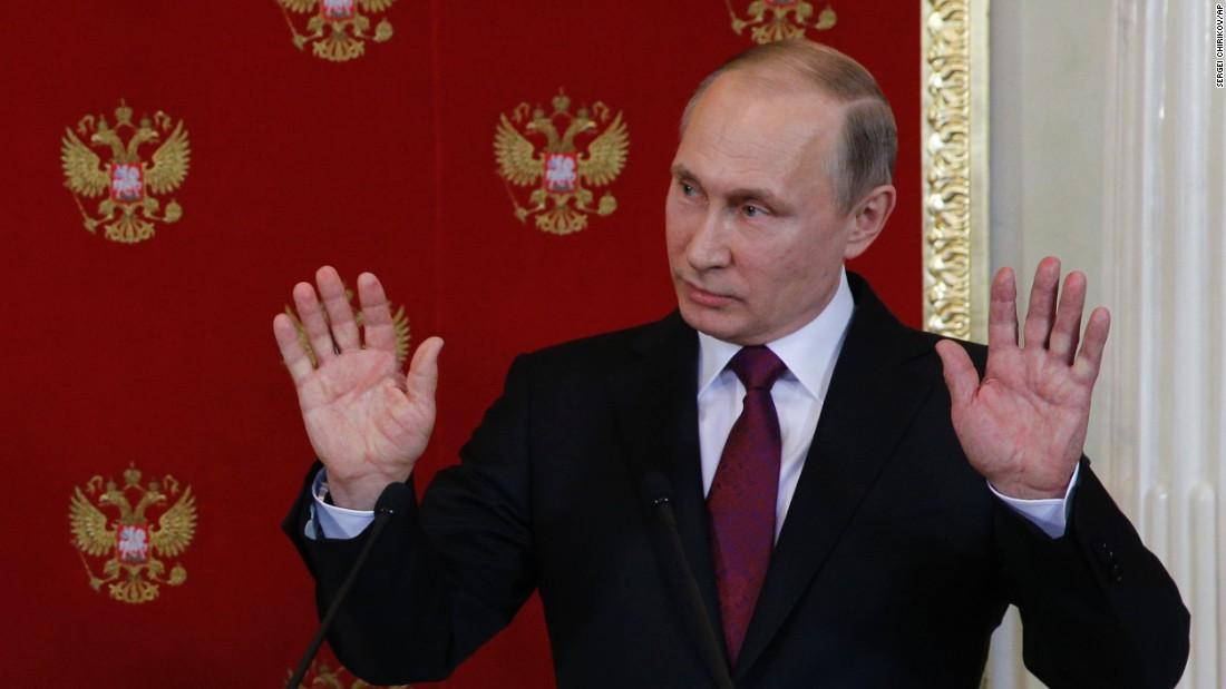 Rhetoric isn't working -- Trump needs to speak with Putin