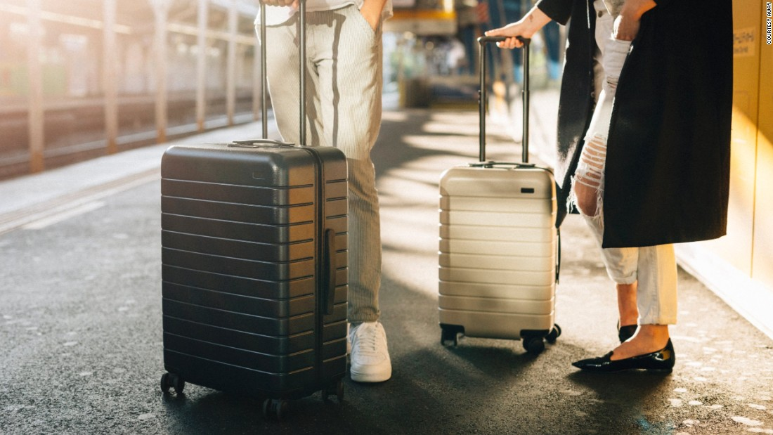 The suitcase to consider when you're Away