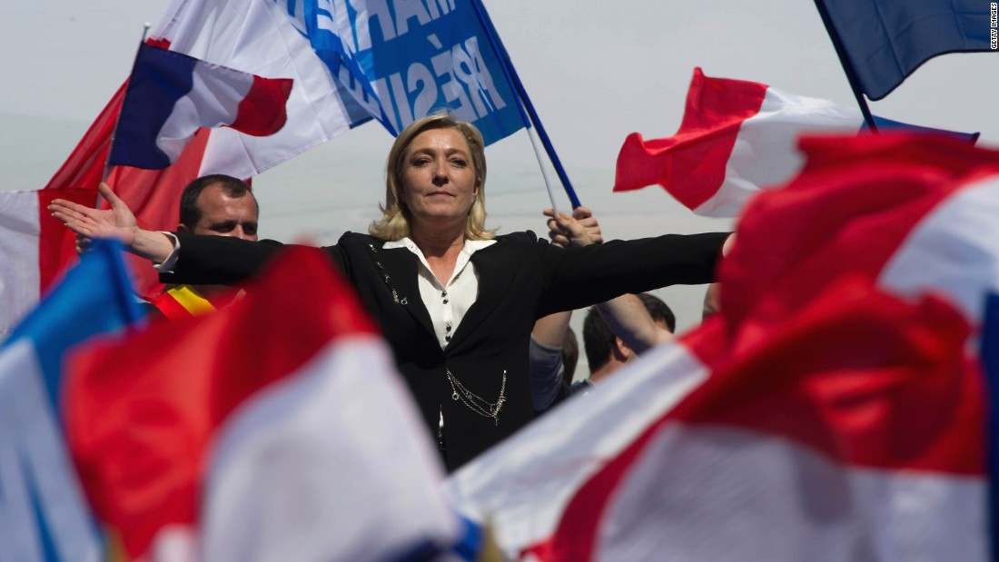Opinion: Le Pen is a nightmare for the EU