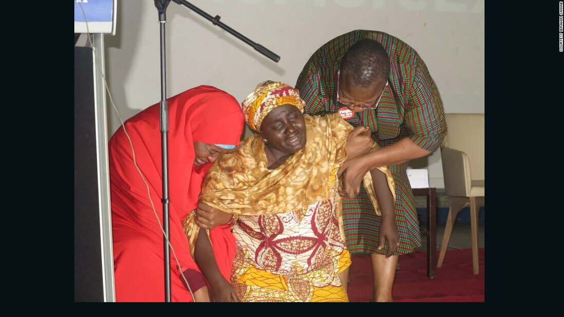 Chibok parents still pray for missing daughters