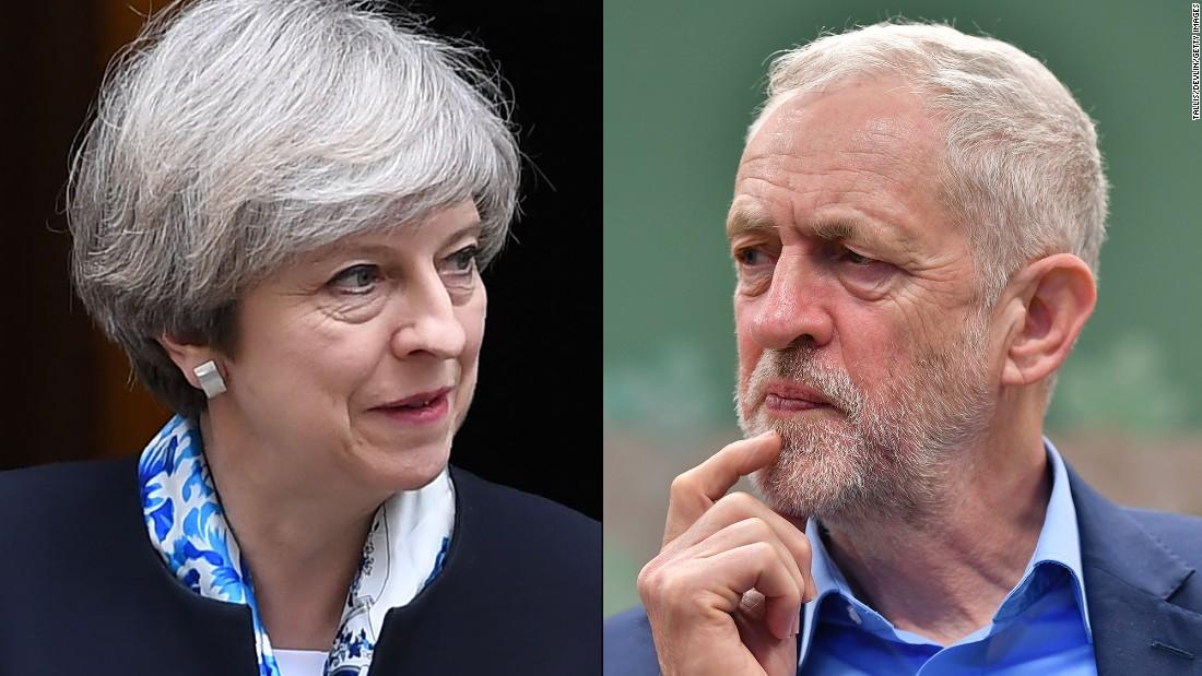 Theresa May warns of chaotic Brexit