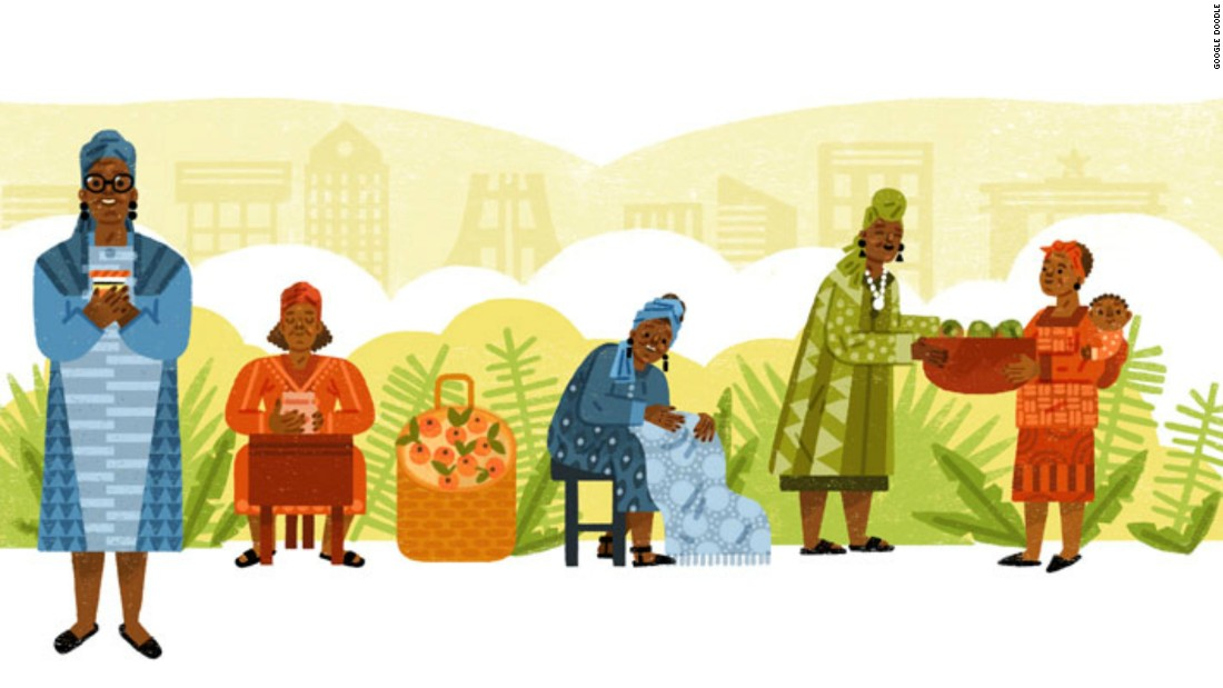 Entrepreneur remembered with Google Doodle