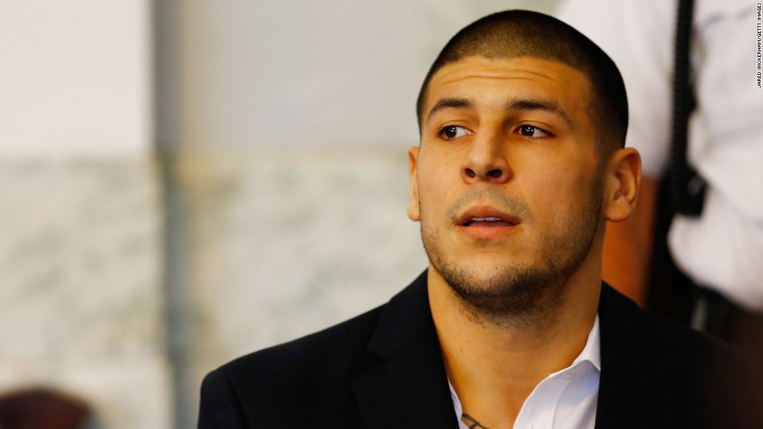 Attorney: Tests show Aaron Hernandez had CTE