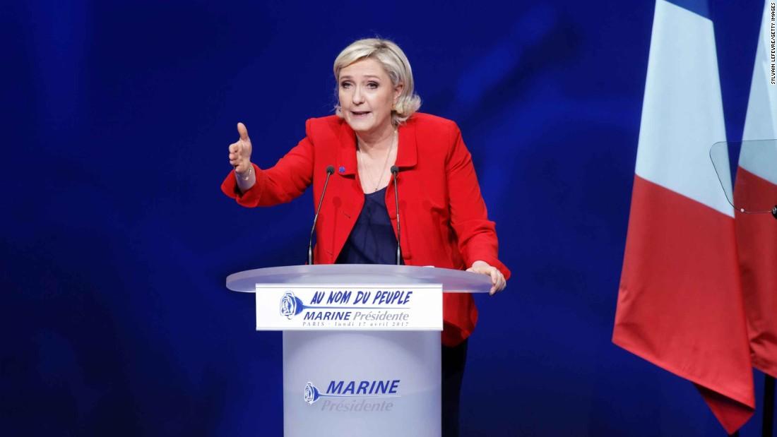 Can Le Pen actually win?