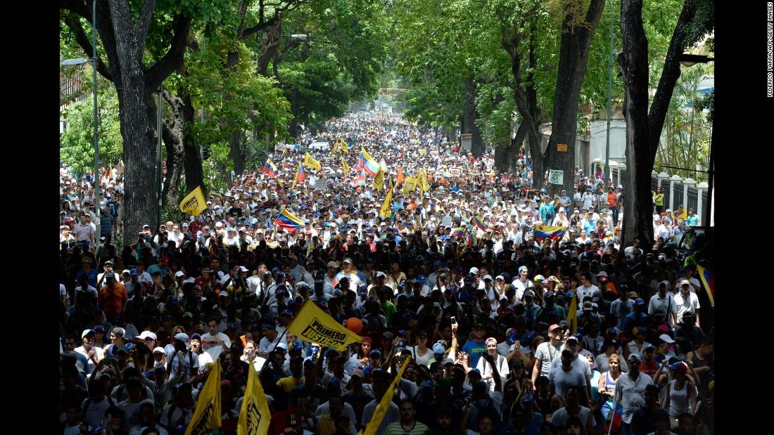 Venezuela gave $500K to Trump inauguration