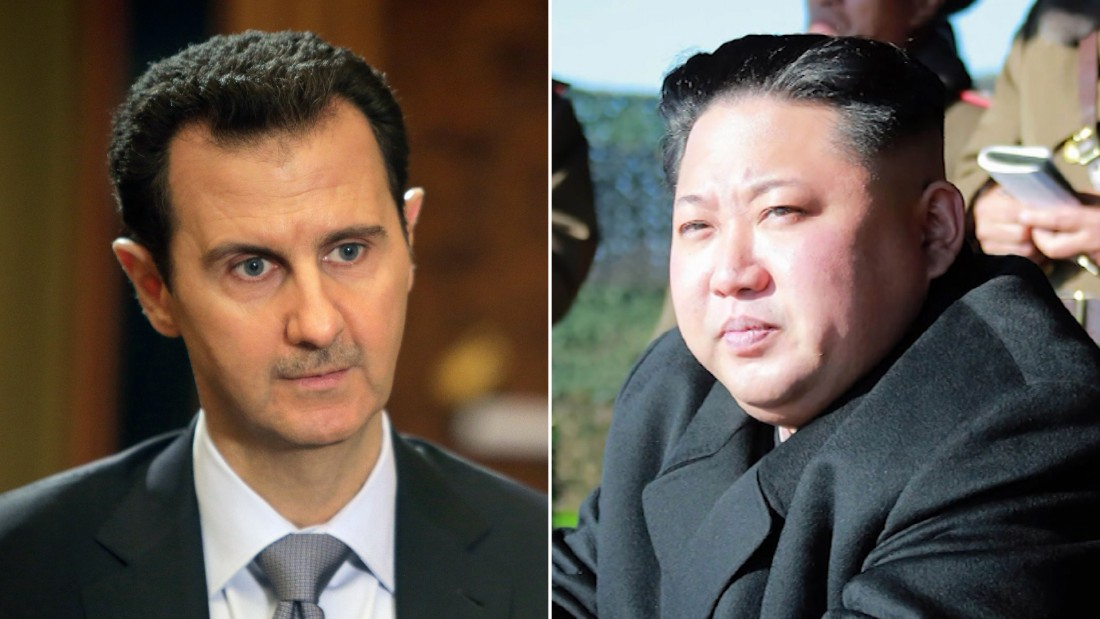 Assad and Kim Jong Un: A tale of two dictators