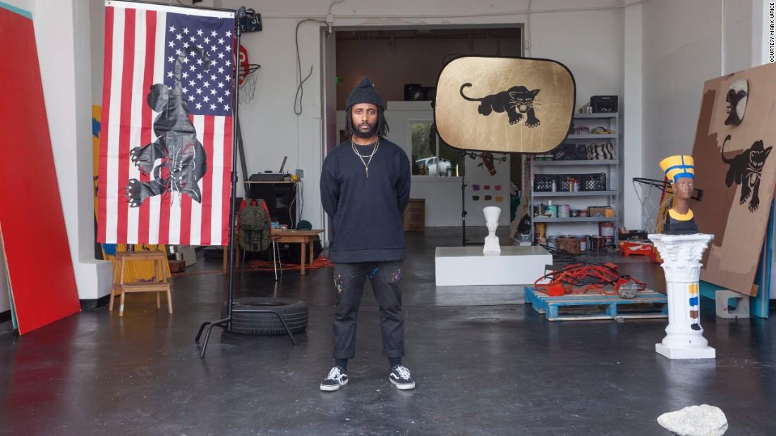 'Make America Great Again' exhibition slams Trump
