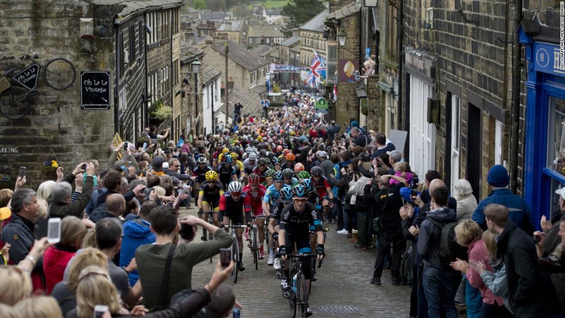 UK beauty spot spawns cycling revolution