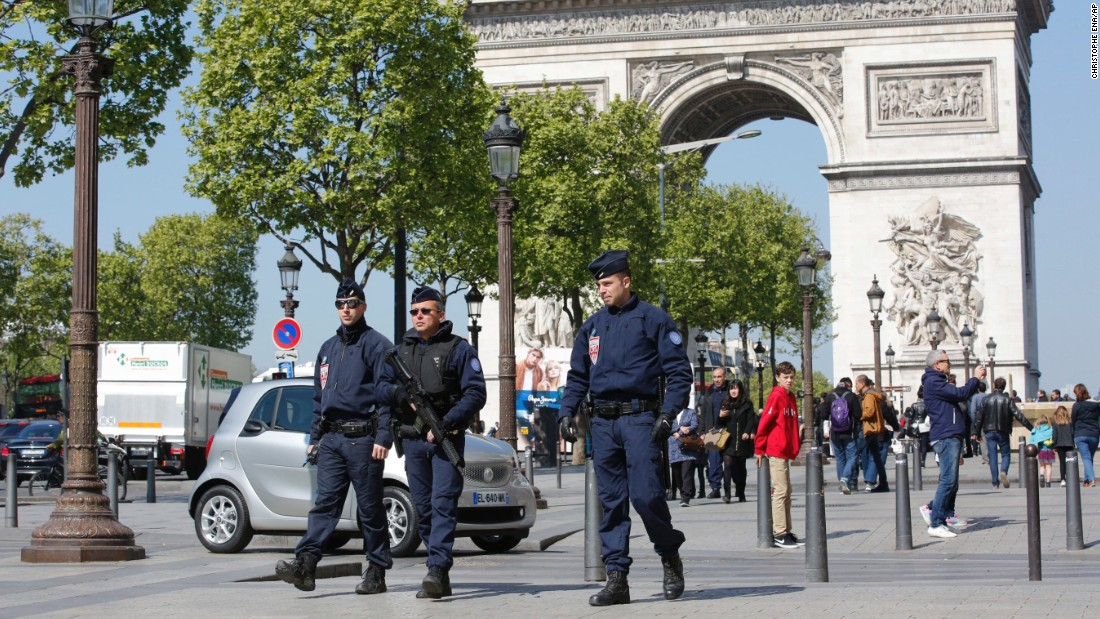 Paris shooting: ISIS claims responsibility