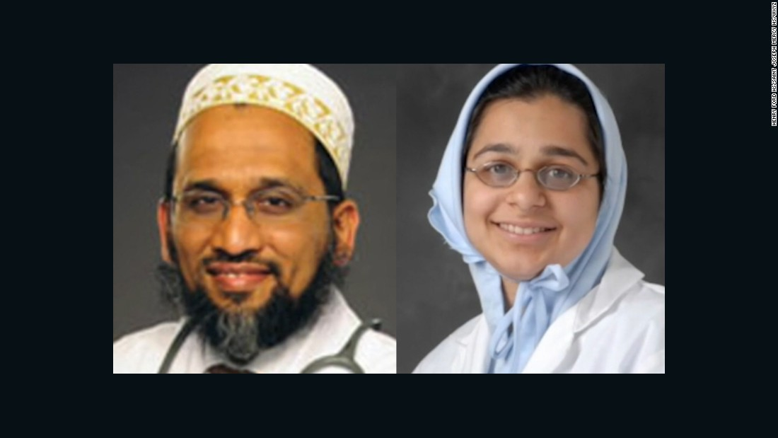 Doctors charged with genital mutilation