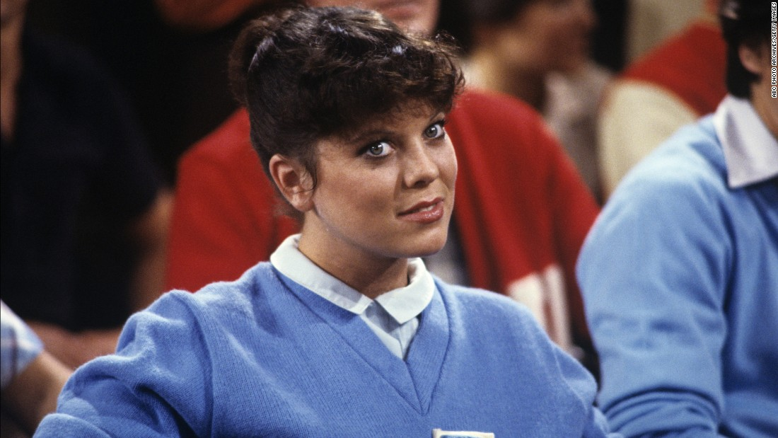 Erin Moran, 'Happy Days' actress, found dead