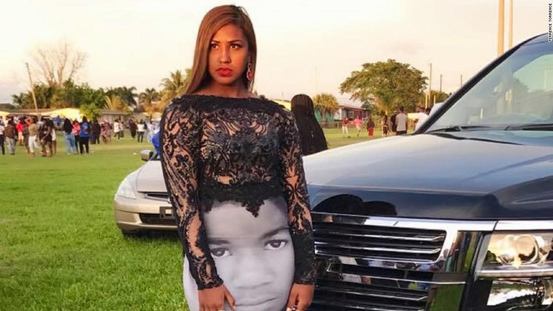 Teen wears Black Lives Matter-inspired prom dress