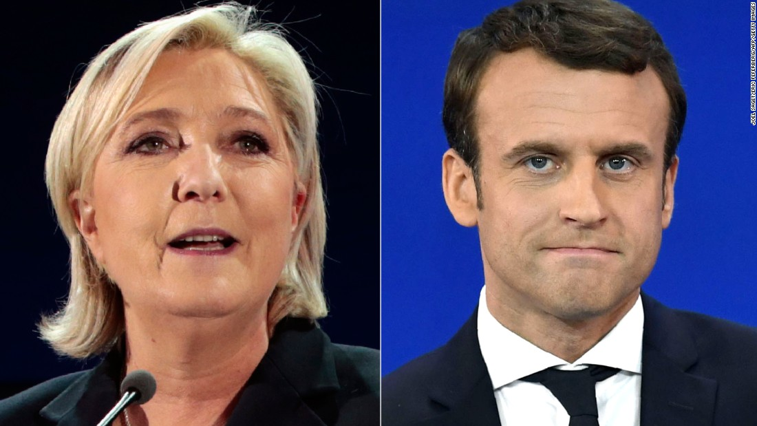 Fears of Russian meddling as France prepares to go to the polls