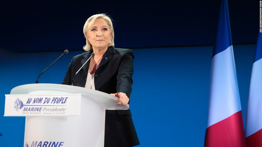 France urged to reject Le Pen in presidential vote runoff