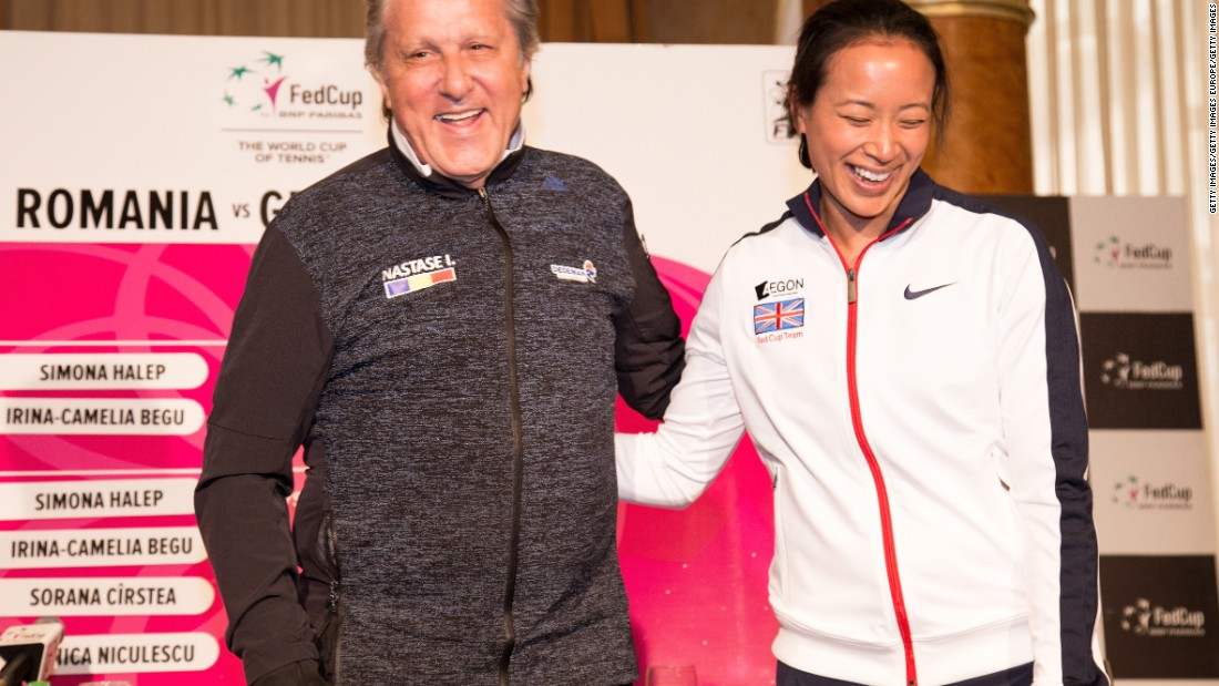 'Abusive' Nastase suspended from tennis